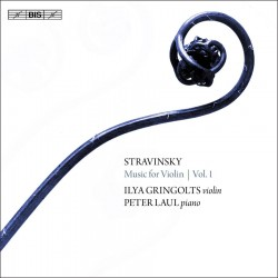 Stravinsky – Music for Violin, Vol.1