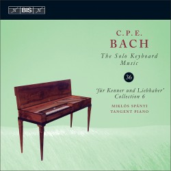 C.P.E. Bach: The Solo Keyboard Music
