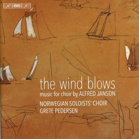 The Wind Blows W/ Norwegian Soloists´Choir
