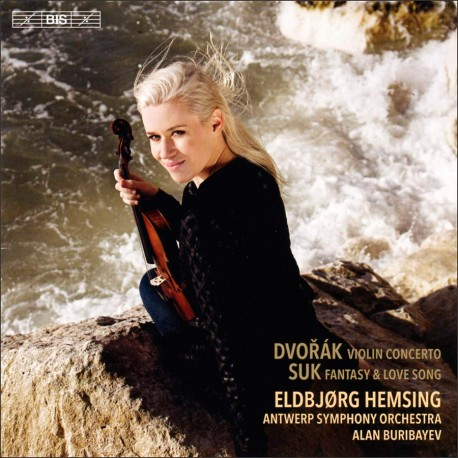 Dvorak Violin Concerto / Suk Fantasy & Love Song