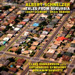 Schnelzer, Albert - Tales from Suburbia