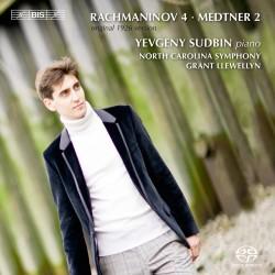 Rachmaninov and Medtner Piano Concerto