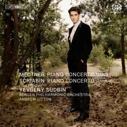 Scriabin and Medtner: Piano Concertos