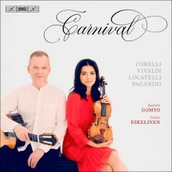 Carnival – A Violin and Guitar Recital