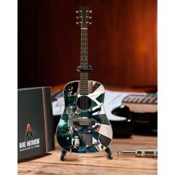 Abbey Roads Fab Four Tribute Acoustic Guitar