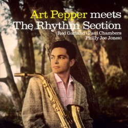 Meets the Rhythm Section (Limited Colored Vinyl)