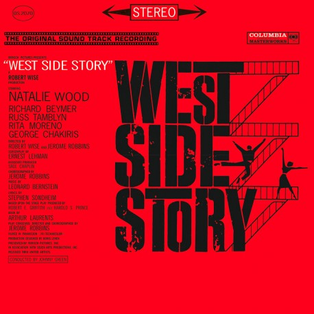 West Side Story (Gatefold Colored Vinyl)