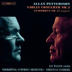 A. Pettersson - Violin Concerto & Symphony No.17