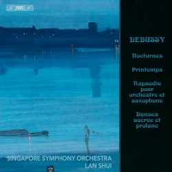 Debussy: Nocturnes & Other Works
