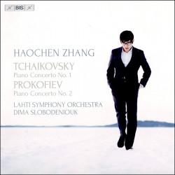 Prokofiev: P. Concerto No.2 & Tchaikovsky