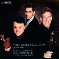 Tchaikovsky & Babajanian – Piano Trios