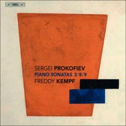 Prokofiev – Piano Sonatas Nos 3, 8 & 9
