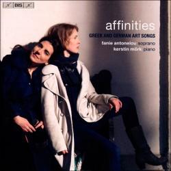 Affinities – Greek and German Art Songs