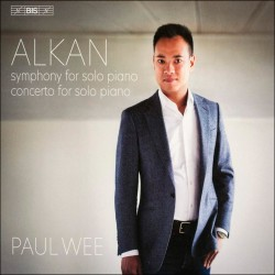 Alkan – Concerto and Symphony for Solo Piano