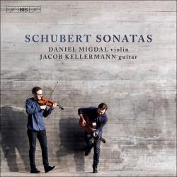 Schubert - Sonatas on Violin and Guitar
