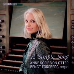 Otter, Anne Sofie von - A Simple Song