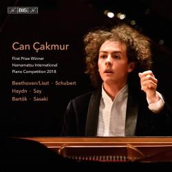 Can Cakmur - Piano Recital