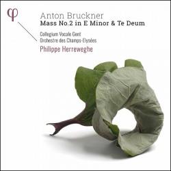 Bruckner: Mass No. 2 in E Minor & Te Deum
