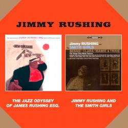 The Jazz Odyssey + Jimmy Rushing & the Smith Girls