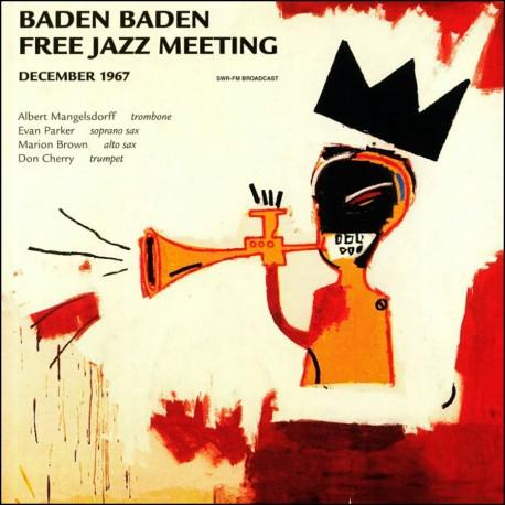 Baden Baden Free Jazz Meeting, Dec. 1967 - SWR Bro