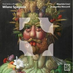 Various-Milano Spagnola. Para Tecla y Vihuela
