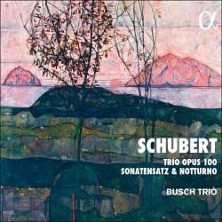 Schubert: Trio Opus 100, Sonatensatz & Notturno