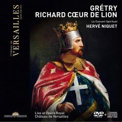 Gretry: Richard Coeur de Lion (CD + DVD)