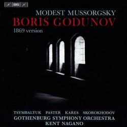 Mussorgsky – Boris Godunov