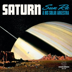 Saturn / Mistery, Mr. Ra (7 Inch Single)