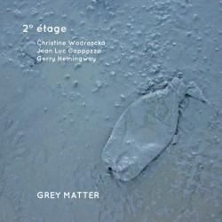 Grey Matter w/Gerry Hemingway