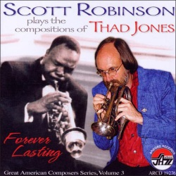 Plays the Compositions of Thad Jones:
