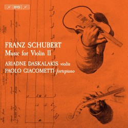 Schubert – Music for Violin II