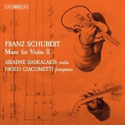 Schubert – Music for Violin II