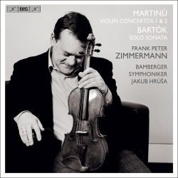 Frank Peter Zimmermann plays Martinu & Bartok
