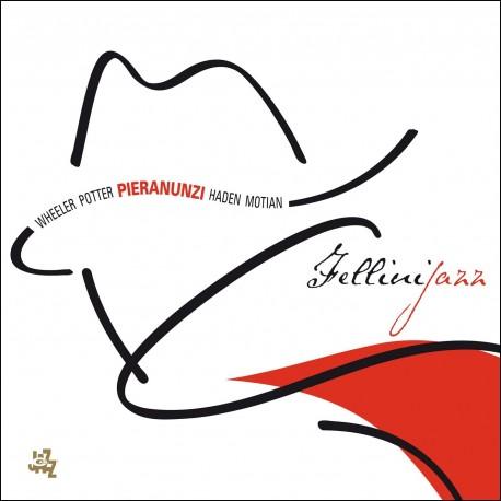 Fellini Jazz w/ K. Wheeler & C. Haden (Gatefold)