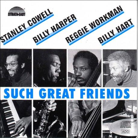 Such Great Friends w/Billy Harper