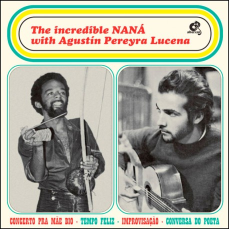 The Incredible Nana w/Agustin Pereyra Lucena