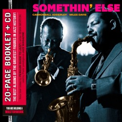 Somethin´ Else w/Miles Davis + Bonus Album