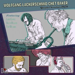 Quintet Session 1979 W/ Wolfgang Lackerschmid