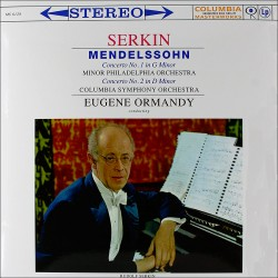 Mendelssohn: Concerto No. 1 in G Minor