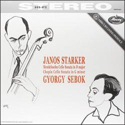 Mendelssohn Cello Sonata + Chopin w/ G. Sebok