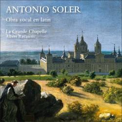 Antonio Soler: Vocal Works in Latin