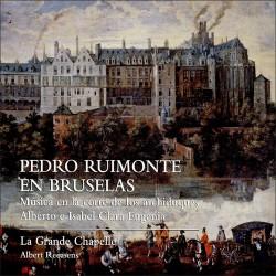 Pedro Ruimonte En Bruselas