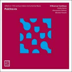 Pulchra es: Affetti in 17th Cent. Italian Instrum…