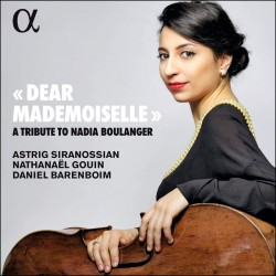Dear Mademoiselle: A Tribute to Nadia Boulanger
