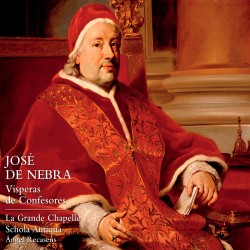 Vespers Of Confessors
