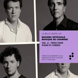 Brahms: Trios pour piano et cordes