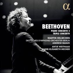 Beethoven: Piano Concerto 3 - Triple Concerto