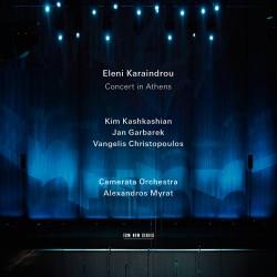 Concert in Athens with J. Garbarek, K. Kashkashian