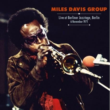 Live at Berliner Jazztage, Nov. 6, 1971 - SWR